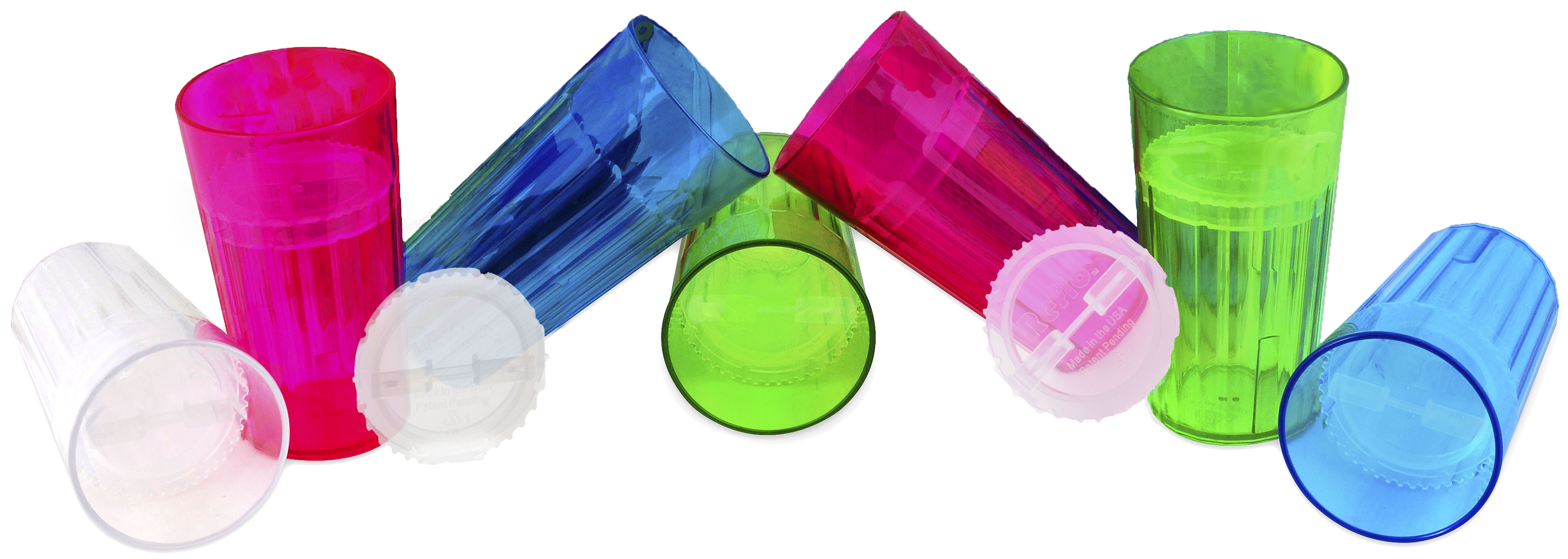 Reflo Smart Cups - A smart alternative to sippy cups